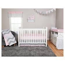 Trend Lab 3pc Crib Bedding Set – Cotton Candy Tar