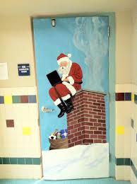 backyards funny christmas door decorations funny christmas door