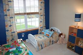 Bedroom Simple Cool Sport Color For Boys