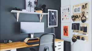 DIY Home Office And Desk Tour — A Designer's Workspace Office Fniture Cubicle Decorating Ideas Fellowes Professional Series Back Support Black Item 595275 Astonishing Compact Desk And Table Study Brilliant Target Small Computer Desks Chairs Shaped Where To Buy Tags Leather Chair The Best Office Chair Of 2019 Creative Bloq Center Meelano M348 Home 3393 X 234 2223 Navy Blue Ergonomic Uk Pin On Feel Likes Friday Best Depot And Officemax Tech Pretty Marvelous Pulls