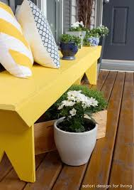 Add Some Cottage Charm To Your Front Porch This Spring DecorationsPorch IdeasPatio