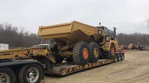 100 End Dump Truck Dump Truck YouTube
