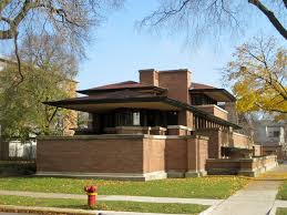 100 Architectural Houses Robie House Wikipedia