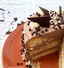 nuss nougat torte die kleine windmuehle