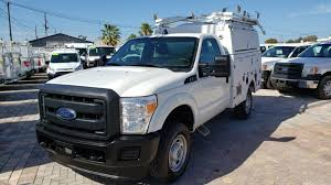 100 Ford Service Truck 2013 FORD F350 XL KUV SERVICE TRUCK 62 V8 4X4 41 K MILES WITH