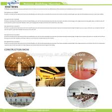Polystyrene Ceiling Tiles Fire Hazard by Glass Fiber Board Acoustic Insulation Ceiling Black Color Ceiling