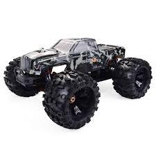 100 Brushless Rc Truck US 36998 ZD Racing MT8 Pirate 3 18 RC Monster RTR Adjustable Shock Absorber Super Power 4076 Motor 1900KV Toysin RC