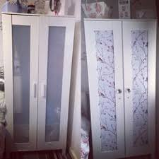 Ikea Aneboda Dresser Slides by Budget Ikea Hack Complete Aneboda Wardrobe Fabric From Www Picture