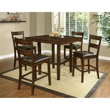 counter height dining sets wayfair shorebilly 5 piece set loversiq
