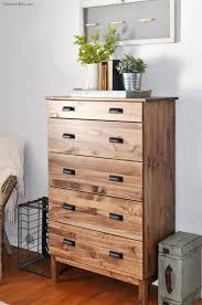 Ikea Trysil Dresser Hack by Rustic Industrial Master Bedroom Reveal Rustic Industrial