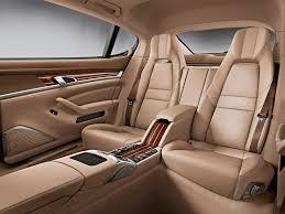 2014 Porsche Panamera Turbo Executive Interior