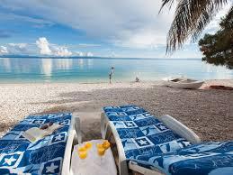 ferienhaus direkt am sandstrand mit terrasse am strand in