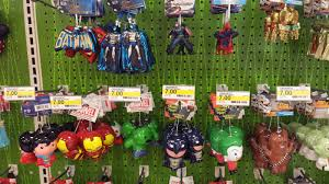 Superhero Christmas Ornaments In Target Long Before Thanksgiving