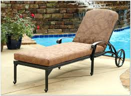 Meadowcraft Patio Furniture Dealers by Chaise Outstanding Chaise Lounge With Wheels For Ideas Sunbrella
