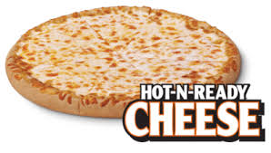 Hot N Ready Just Cheese Pizza