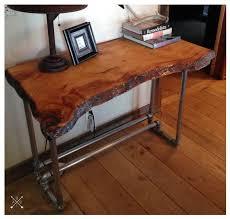 49 best live edge wood furniture images on pinterest wood