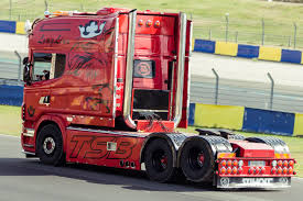 100 V8 Trucks Scania Pictures New Old Custom Show Truck Photo Galleries