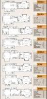 2008 Montana 5th Wheel Floor Plans by Glendale Titanium Fifth Wheel Floorplans 8 Layouts Camping