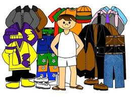 Clothing Change Clothes Clipart Free Image