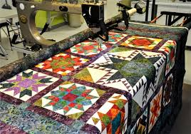 Longarm Quilting Services Quilted Treasures
