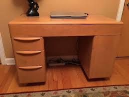 Heywood Wakefield Dresser With Mirror by Find Heywood Wakefield At Estate Sales