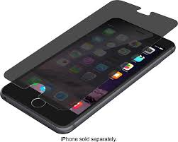 ZAGG InvisibleShield Privacy GLASS Screen Protector for Apple