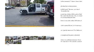 Silverado FS On Craigslist. TOO FUNNY. Metharado? - YouTube Chicago Craigslist Illinois Used Cars Online Help For Trucks And Vehicle Shipping Scam Ads On Craigslist Update 022314 Fniture Awesome Phoenix Az Owner Stolen 1983 Hurst Olds Gbodyforum 7888 General Green Bay Wisconsin Minivans For 23000 Who Needs Swag When You Have Lincoln Style 19000 Win The Quattro Lotto Auto Parts Best Image Dinarisorg And By 2018