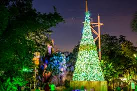 CHAUVET Professional At Busch Gardens Tampa Christmas Town