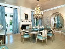 Blue Dining Room Decor Navy