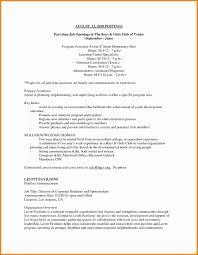 Sample Resume Summary Statement Oyle Kalakaari Co Inside