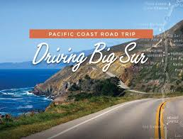 100 Pacific Road Driving Big Sur On The Coast Highway ROAD TRIP USA