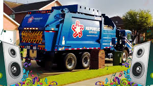 Garbage Truck Song For Kids - Garbage Truck Videos For Children | SR ...