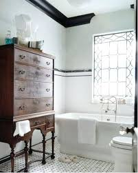 black and white bathroom tile black and white tile bathrooms black