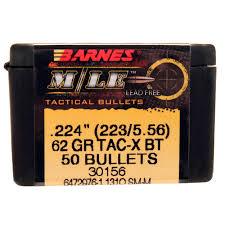 Barnes Bullets 22406 223/5.56 .224
