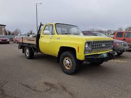 100 Custom Flatbed Trucks 1980 Chevrolet C30 Deluxe Flat Bed Truck Chevrolet