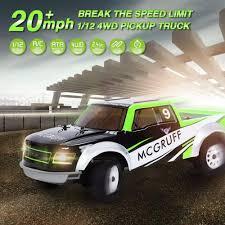 Amazon.com: GPTOYS Remote Control Car 1:12 2.4GHz 4WD Off Road ...