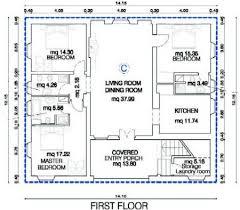 barns with living quarters floor plans tobacco barn floor plans