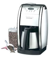 Cuisinart 14 Cup Coffee Maker Manual Grind And Brew