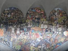 Diego Rivera Rockefeller Mural by 4 Places To See Diego Rivera U0027s Murals In Mexico City U2013 Wanderlusterful