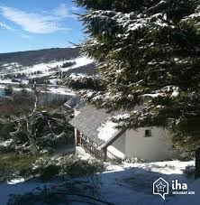 chalet for rent in a property in besse iha 77811
