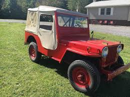 1951 Jeep Willys CJ3A/451GB | Jeeps For Sale | Pinterest | Jeep ... Willys Trucks For Sale Elisabethyoungbruehlcom 1955 Jeep For Classiccarscom Cc1047349 Jma 490 1942 Ford Gpw Land Rover Centre Used Military Trucks Sale The Uk Mod Direct Sales Dump Ewillys Truck Wikipedia Rat Rod 1951 Pickup Rod Restoration Begning To End Youtube 1960 Pickup 4x4 Frame Off Restored Stinky Ass Acres Offroaderscom Hemmings Find Of The Day 1950 473 4wd Picku Daily Early 50s Willysjeep Truck Pics Request The Hamb Arrgh