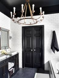 Timeless Black And White Master Bathroom Makeover HGTV, Black ... Bathroomor Ideas Inspiration Home Stuff Pinterest Purple Paint Trend Bath And Shower Remodeling Bathroom Remodelers Here Are The Top Trends In Designs For 2018 Sandy Spring Design For 2013 Rebath Of Wilmington Harpers Bazaar Interiors X Flodeau Kitchen Latest In Small Various Bathroom Designer Archives Karen Mills New Modern Hot Tile Alpentile Glass Pools Spas