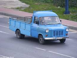 100 1976 Ford Truck HAF497 Transit Mk 1 Van Converted To Pick Up Images Of