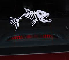 Fish Skeleton Decal Sticker Fishing Vinyl Boat Car Truck Hunting ... 2 Fish Skeleton Decals Car Sticker Fishing Boat Canoe Kayak Rodfather Funny Vancar Jdm Vw Dub Vag Euro Vinyl Decal Tancredy Go Stickers And Bumper Bass Truck Wall Window 1pc High Quality 15179cm Id Rather Be Fly Angler Vinyl Decal Fly Fishing Sticker Ice Hell When Freezes Over Ill Visit To Buy 14684cm Is Good Bruce Pinterest 2018 Styling Daiwa Brand And For Hooked On Outdoor Life Camping