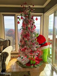 The Grinch Xmas Tree by Home Tour A Christmas To Remember