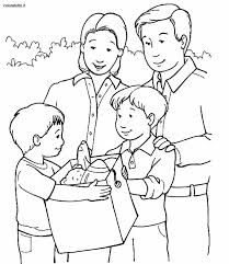 Coloring Pages Family 87
