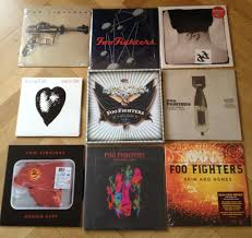 Smashing Pumpkins Vinyl Collection by Post Your Foo Fighters Vinyl Collection Archive Foo Fighters