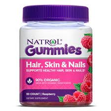 Hair Skin Nails Gummies