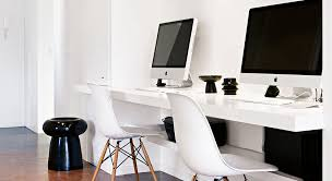 bureau discret comment créer un bureau dans le couloir