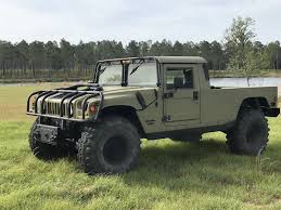 1997 Hummer H1 Deluxe | EBay | HMMWV | Pinterest | Hummer, Hummer H1 ... Make Your Military Surplus Hummer Street Legal Not Easy Impossible Kosh M1070 8x8 Het Heavy Haul Tractor Truck M998 Hummer Gms Duramax V8 Engine To Power Us Armys Humvee Replacement Hemmings Find Of The Day 1993 Am General M998 Hmmw Daily Jltvkoshhumvee The Fast Lane Trenton Car Show Features Military Truck Armed With Replica Machine 87 1 14 Ton 4x4 Runs And Drives Great 1992 H1 No Reserve 15k Original Miles Humvee Tuff Trucks Home Facebook Stock Photos Images Alamy 1997 Deluxe Ebay Hmmwv Pinterest H1